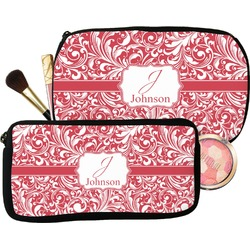 Swirl Makeup / Cosmetic Bag (Personalized)
