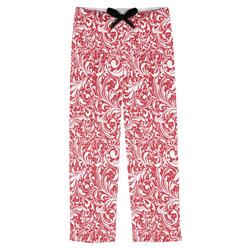 Swirl Mens Pajama Pants (Personalized)