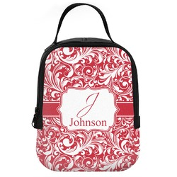 Swirl Neoprene Lunch Tote (Personalized)