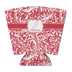 Swirl Party Cup Sleeve (Personalized)