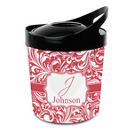 Swirl Plastic Ice Bucket (Personalized)