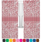 Swirl Sheer Curtains (Personalized)