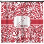 Swirl Shower Curtain (Personalized)