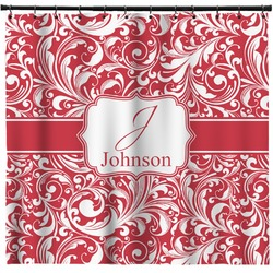 Swirl Shower Curtain (Personalized)