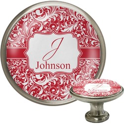 Swirl Cabinet Knobs (Personalized)