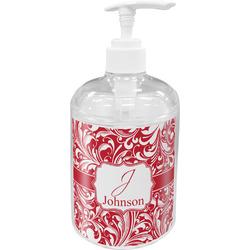 Swirl Soap / Lotion Dispenser (Personalized)