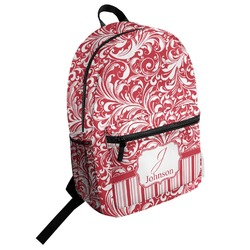 Swirl Student Backpack (Personalized)