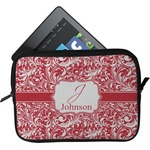 Swirl Tablet Case / Sleeve (Personalized)