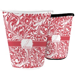 Swirl Waste Basket (Personalized)