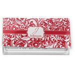 Swirl Vinyl Checkbook Cover (Personalized)