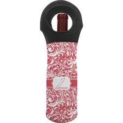 Swirl Wine Tote Bag (Personalized)