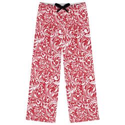 Swirl Womens Pajama Pants (Personalized)
