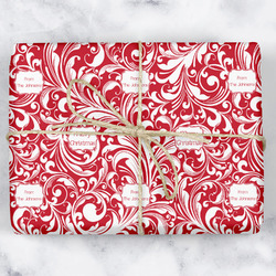 Swirl Wrapping Paper (Personalized)