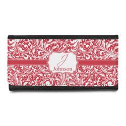 Swirl Leatherette Ladies Wallet (Personalized)