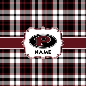 Pearland Oilers Plaid