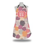 Mums Flower Apron (Personalized)