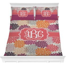 Mums Flower Comforters (Personalized)