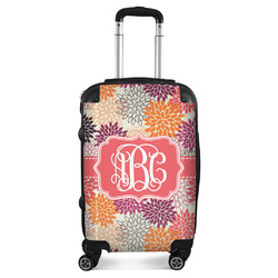 Mums Flower Suitcase (Personalized)