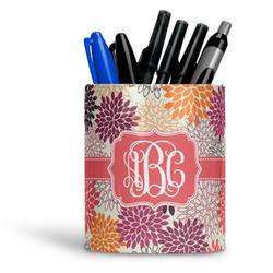 Mums Flower Ceramic Pen Holder