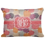 "Mums Flower Decorative Baby Pillowcase - 16""x12"" (Personalized)"