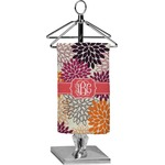 Mums Flower Finger Tip Towel - Full Print (Personalized)