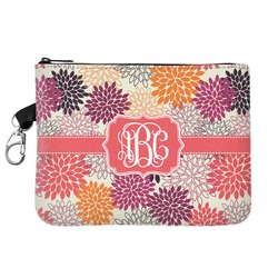 Mums Flower Golf Accessories Bag (Personalized)