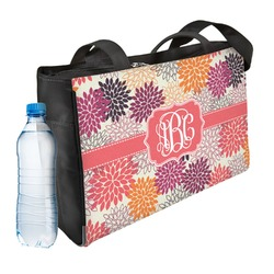 Mums Flower Ladies Workout Bag (Personalized)
