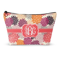 Mums Flower Makeup Bags (Personalized)