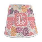 Mums Flower Empire Lamp Shade (Personalized)