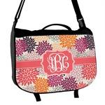 Mums Flower Messenger Bag (Personalized)