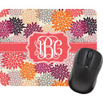 Mums Flower Mouse Pad (Personalized)