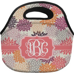 Mums Flower Lunch Bag (Personalized)