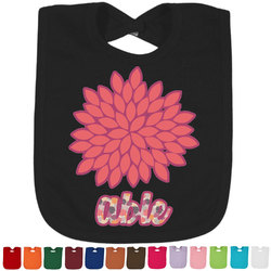Mums Flower Bib - Select Color (Personalized)