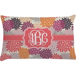 Mums Flower Pillow Case (Personalized)