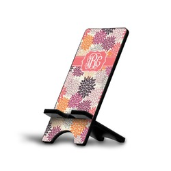 Mums Flower Phone Stand (Personalized)