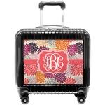 Mums Flower Pilot / Flight Suitcase (Personalized)