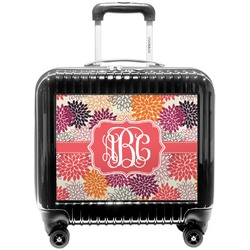 Mums Flower Pilot / Flight Suitcase (Personalized)