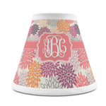 Mums Flower Chandelier Lamp Shade (Personalized)