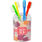 Mums Flower Toothbrush Holder (Personalized)