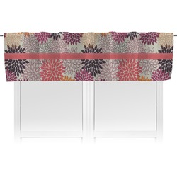 Mums Flower Valance (Personalized)