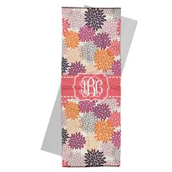 Mums Flower Yoga Mat Towel (Personalized)