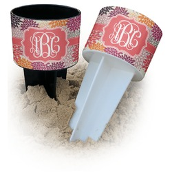 Mums Flower Beach Spiker Drink Holder (Personalized)