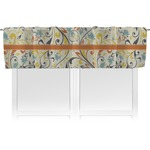 Swirly Floral Valance (Personalized)