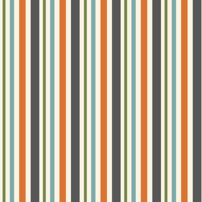 Orange amp Blue Stripes Wallpaper Surface Covering You