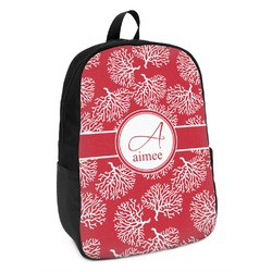Coral Kids Backpack (Personalized)