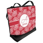Coral Beach Tote Bag (Personalized)