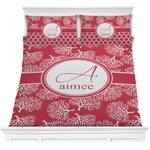 Coral Comforters (Personalized)