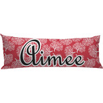 Coral Body Pillow Case (Personalized)