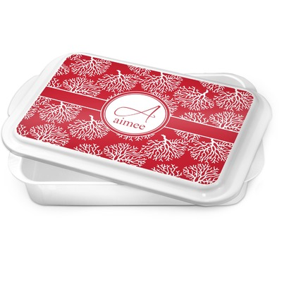 Coral Cake Pan (Personalized)