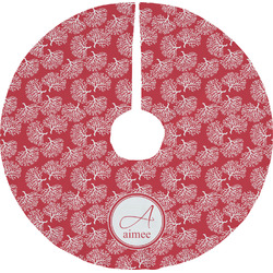 Coral Tree Skirt (Personalized)